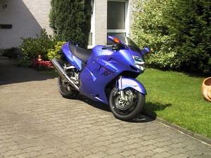 Motorrad CBR 1100 XX